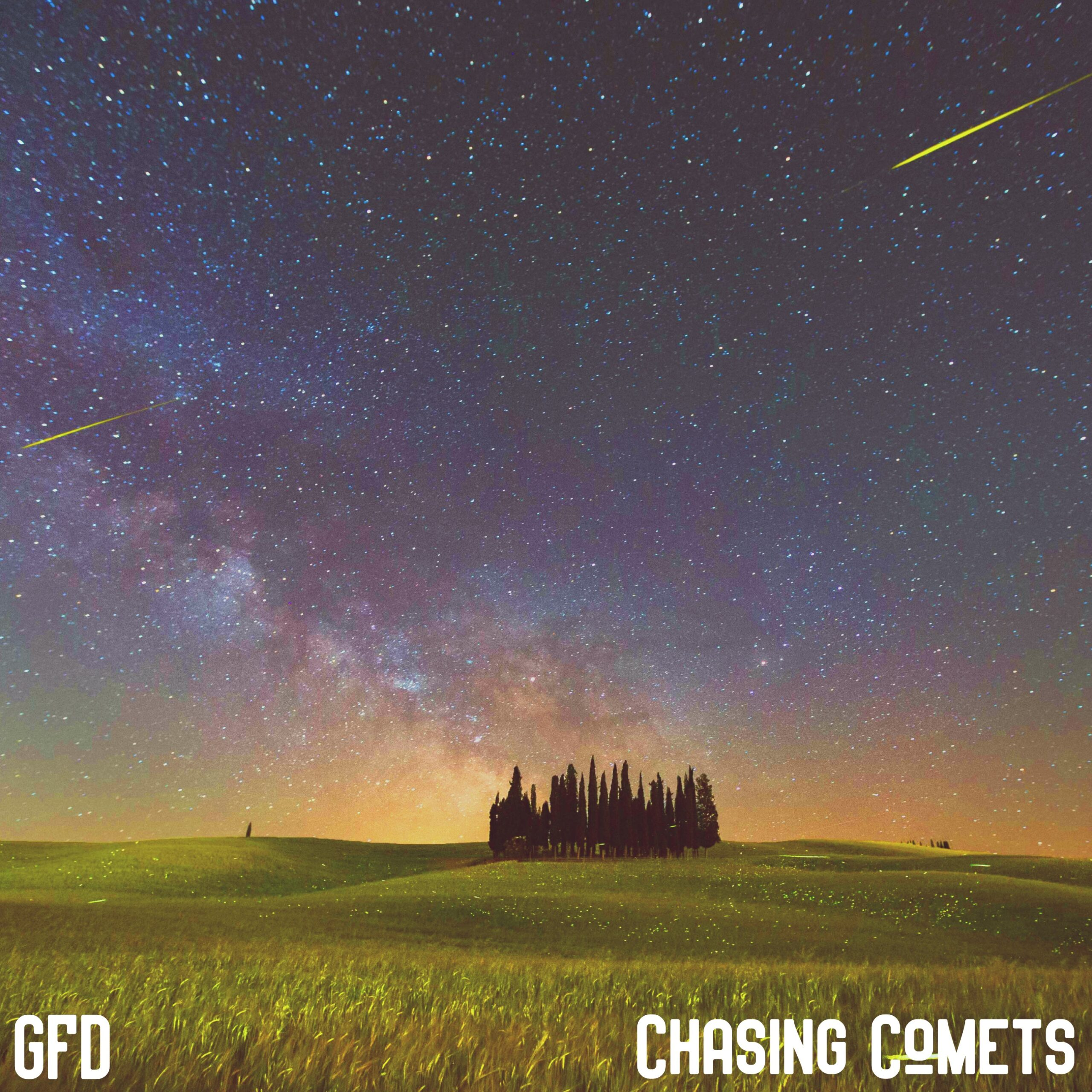 Chasing Comets album cover